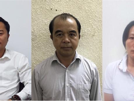 Hiệu trưởng Đại học Đông Đô bị bắt về tội 'giả mạo trong công tác' | Pháp luật | Vietnam+ (VietnamPlus)