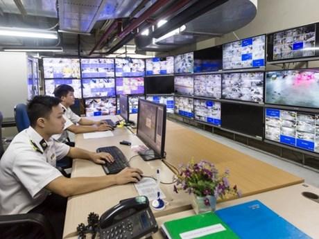 Cận cảnh hệ thống phòng cháy chữa cháy hiện đại bậc nhất Thủ đô