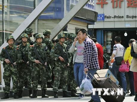 """Trung Quốc: Nhiều Đảng viên tham gia """"khủng bố"""" tại Tân Cương"""