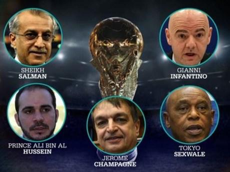 FIFA tiến hành bỏ phiếu bầu chủ tịch mới sau một loạt bê bối
