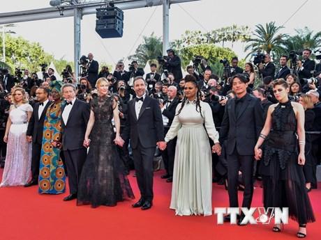 Quang cảnh lễ khai mạc Liên hoan phim Cannes 2018 lần thứ 71