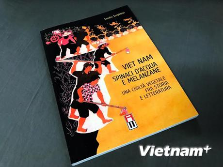 Tác giả Italy ra mắt cuốn sách mới về ẩm thực Việt Nam