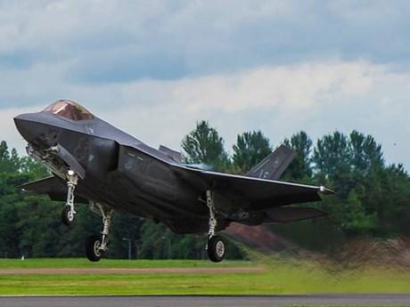 Singapore chọn máy bay chiến đấu F-35 của Mỹ thay vì Trung Quốc