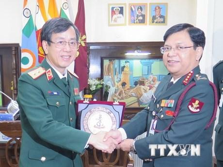 Việt Nam và Ấn Độ thúc đẩy hợp tác trong lĩnh vực quân y