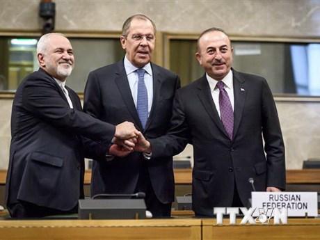 Nga thảo luận về việc khởi động Ủy ban Hiến pháp Syria