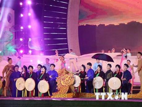 Quan họ Bắc Ninh góp phần bảo tồn, lan tỏa văn hóa dân tộc tại Séc | Âm nhạc | Vietnam+ (VietnamPlus)