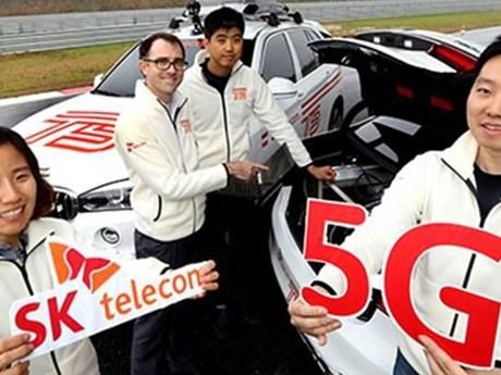 Hàn Quốc: SK Telecom hợp tác phát triển mạng 6G với Nokia, Ericsson | Doanh nghiệp | Vietnam+ (VietnamPlus)