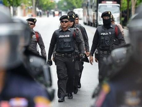 Cảnh sát Thái Lan đảm bảo an toàn cho Hội nghị Cấp cao ASEAN | ASEAN | Vietnam+ (VietnamPlus)