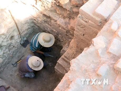 Phát hiện di tích Chăm Pa có niên đại từ thế kỷ thứ 4 tại Phú Yên