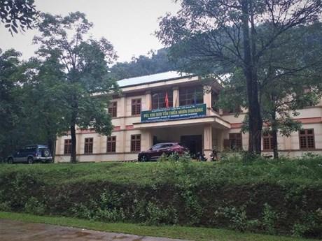 Kỷ luật Đảng với Chi bộ ban quản lý khu bảo tồn thiên nhiên Đakrông