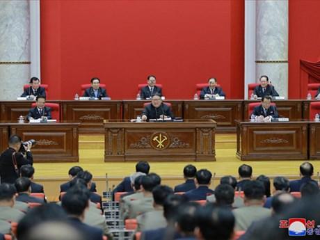 Triều Tiên dường như thay thế gần một nửa Phó Chủ tịch đảng cầm quyền  | Châu Á-TBD | Vietnam+ (VietnamPlus)