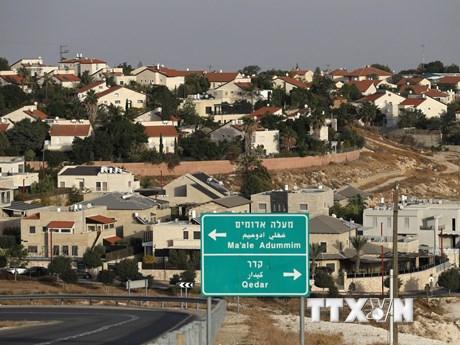 Palestine chỉ trích tuyên bố của giới chức Israel về sáp nhập Bờ Tây   Trung Đông   Vietnam+ (VietnamPlus)