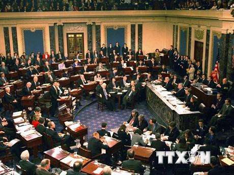Các luật sư Nhà Trắng bảo vệ Tổng thống Trump trong phiên luận tội