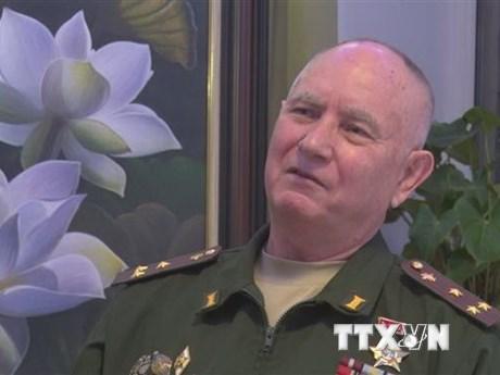 Lắng nghe tâm tư tình cảm của các cựu binh Nga dành cho Việt Nam | Xã hội | Vietnam+ (VietnamPlus)