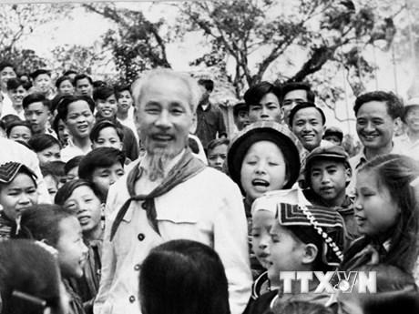 Đài truyền hình Venezuela công chiếu phim về Chủ tịch Hồ Chí Minh | Điện ảnh | Vietnam+ (VietnamPlus)