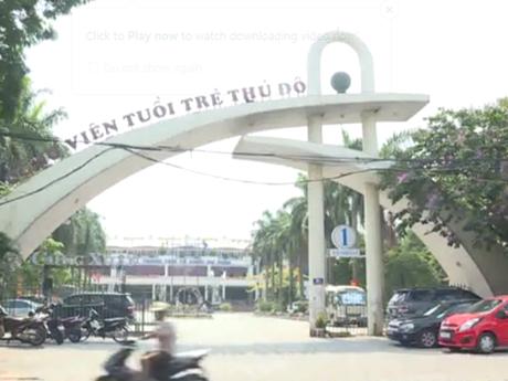 [Video] Hà Nội yêu cầu làm rõ sai phạm tại Công viên Tuổi trẻ