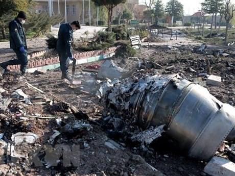 Công tố viên Iran tiết lộ nguyên nhân vụ rơi máy bay Ukraine | Trung Đông | Vietnam+ (VietnamPlus)
