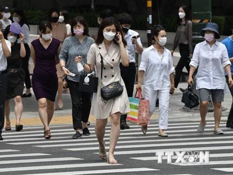 Số ca mới nhiễm COVID-29 ở Hàn Quốc giảm xuống dưới 50