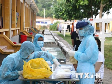 Thêm 1 ca nhiễm mới được cách ly ngay sau khi nhập cảnh | Y tế | Vietnam+ (VietnamPlus)