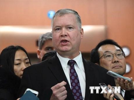 Đặc phái viên Biegun: Mỹ sẵn sàng đàm phán với Triều Tiên   Châu Mỹ   Vietnam+ (VietnamPlus) - xổ số ngày 15102019