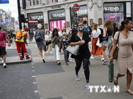 Chính phủ Anh công bố ứng dụng truy dấu tiếp xúc mới - kết quả xổ số đồng nai