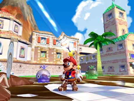Công ty trò chơi điện tử Nintendo phát hành lại game đình đám Mario