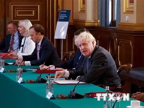 Brexit: Đức kêu gọi Anh hủy kế hoạch về dự luật thị trường nội địa