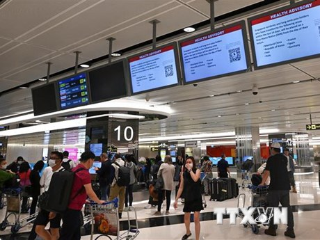 Singapore-Hong Kong nối lại hoạt động du lịch qua đường hàng không