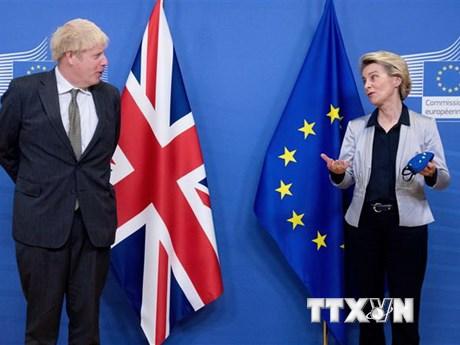 EU và Anh bước vào