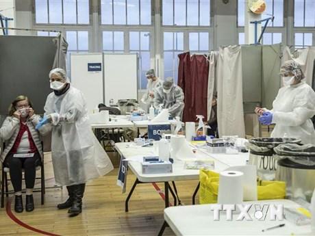 Dịch bệnh COVID-19: Số ca nhiễm tại châu Âu vượt 30 triệu người