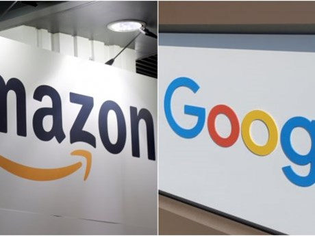 Amazon và Google