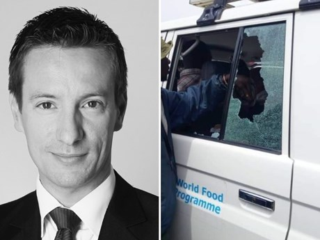 Đại sứ Italy thiệt mạng khi đoàn xe của LHQ bị tấn công tại CHDC Congo