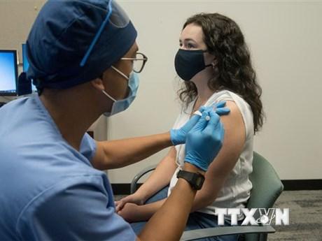 GSK và Sanofi bắt đầu thử nghiệm lâm sàng vắcxin phòng COVID-19