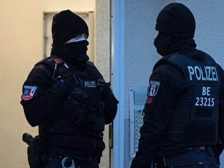 800 cảnh sát Đức đột kích tổ chức truyền bá tư tưởng Hồi giáo cực đoan