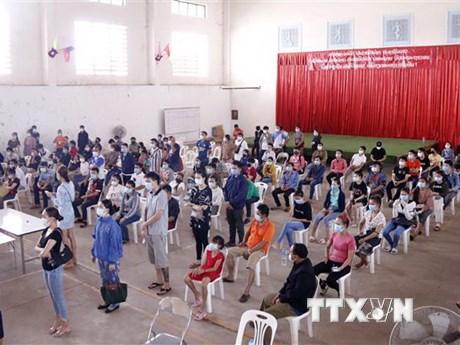 Lào truy vết các F1, F2 trong cộng đồng người Việt tại Vientiane
