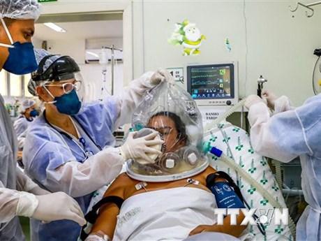 Thế giới có hơn 157 triệu ca nhiễm COVID-19, Ấn Độ vẫn là tâm dịch