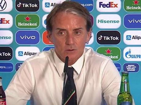 HLV Roberto Mancini: Pháp, Bồ Đào Nha, Bỉ là ứng viên vô địch EURO