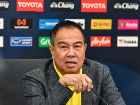Chủ tịch Liên đoàn bóng đá Thái Lan xin lỗi toàn thể người hâm mộ