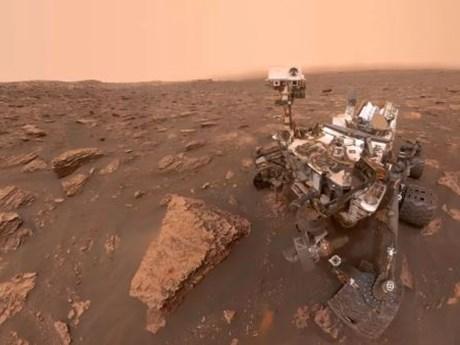 Tàu của NASA phát hiện