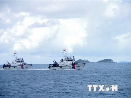Ngăn chặn hoạt động xuất, nhập cảnh trái phép trên đường biển