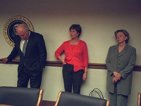[Photo] Những bức hình chưa từng được công bố về vụ khủng bố 11/9