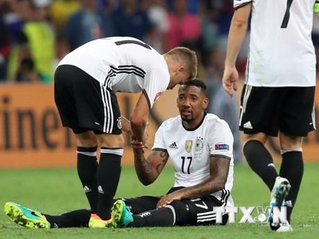 Người Đức cố gắng tìm lời giải thích thích đáng cho trận thua