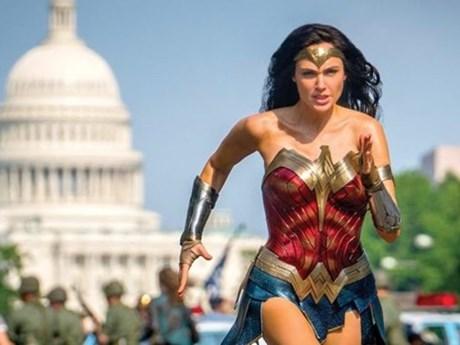 Câu chuyện điện ảnh: Siêu anh hùng Wonder Woman chưa tìm được đối thủ