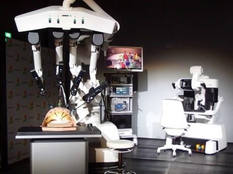 Nhật Bản thử nghiệm sử dụng công nghệ mạng 5G cho robot phẫu thuật