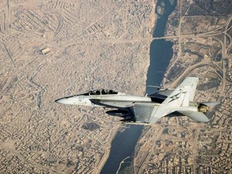 Mỹ triển khai nhiều máy bay chiến đấu F-18 tới Saudi Arabia