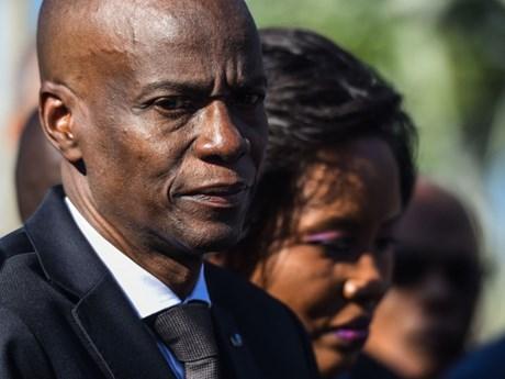 Tổng thống nước Haiti Jovenal Moise bị ám sát tại nhà riêng
