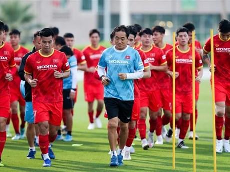 """Vòng loại World Cup 2022: """"Lớp phó"""" Lee Young-jin đã sẵn sàng"""