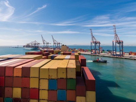 Hệ thống cảng container lớn ở Nam Phi ngừng hoạt động do tấn công mạng