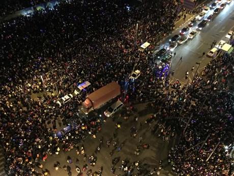 Nhiều quan chức Trung Quốc đối mặt án kỷ luật vì vụ giẫm đạp