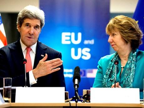 Ngoại trưởng Mỹ, quan chức EU từng bị Đức nghe lén điện thoại